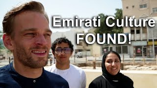 Adopted by an Emirati Family... Emirati Culture Found! 🏜