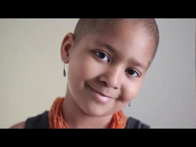 Ella's Leukemia Story