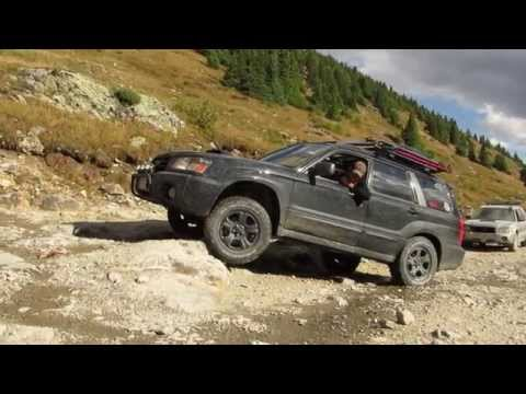 Lower Engineer Pass - Subaru Forester Off Road