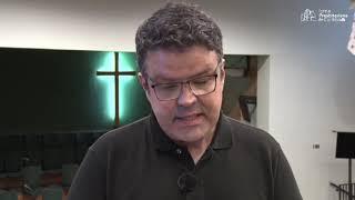 Diário de um Pastor, Reverendo Marcelo Pinheiro, Romanos 10:9-10, 22/10/2020