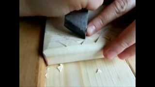 Резьба по дереву. Урок 1 (геометрическая)(, 2012-11-15T11:51:48.000Z)