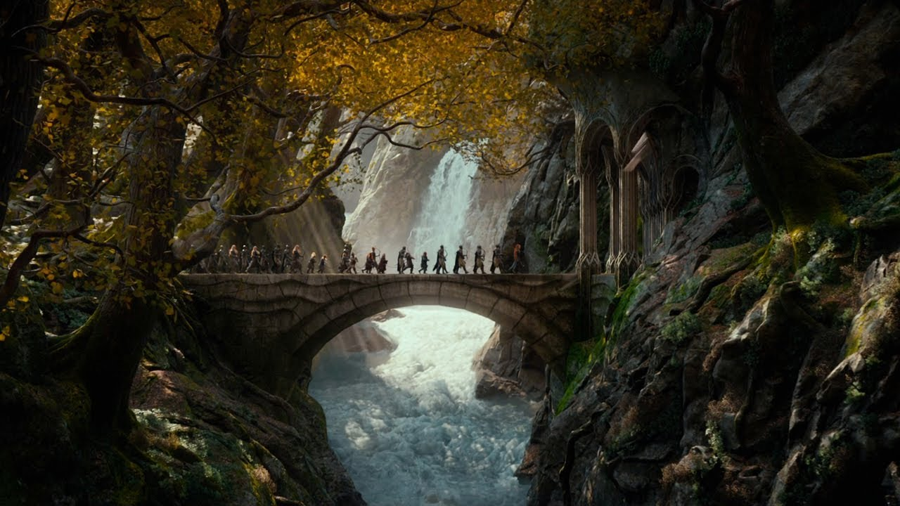 The Hobbit: The Desolation of Smaug - Official Main Trailer [HD]