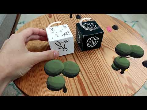 Download Youtube: NEXTREALITY: Paper Cubes with Google's ARCore