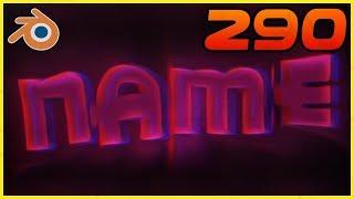 TOP 10 Blender Intro Templates #290 + Free Download thumbnail