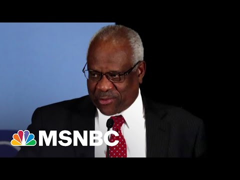 Justice Thomas Says Federal Laws Against Marijuana May Be Outdated