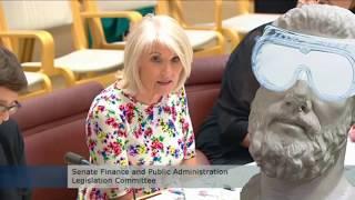 Aussie Senator VIOLATES feminists using FACTS & LOGIC