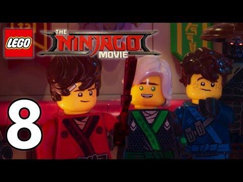 LEGO NINJAGO LE FILM - Le Jeu Vidéo FR #8 streaming vf