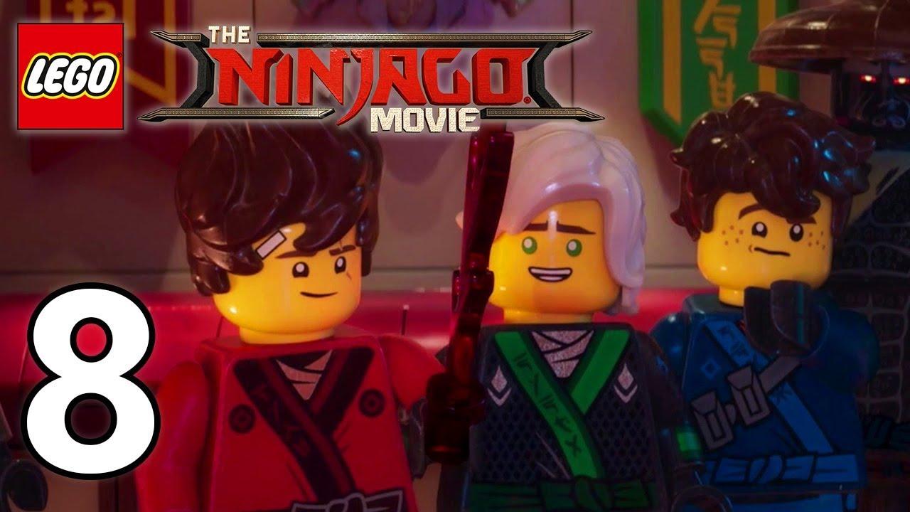Split from set 70607 Lego 70607 Ninjago Film Nya figurine seulement
