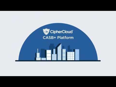 Introduction to CipherCloud CASB+ Platform
