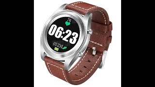 No.1 S9 smart watch Com prossesador MIDIATEK