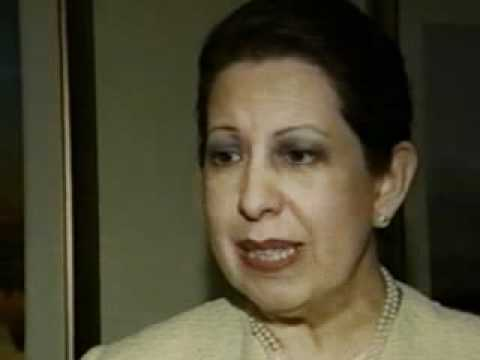 Vanessa Mejia TV Interview Univision 2004