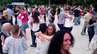 Sommer Salsa @ Fælledparken, Copenhagen