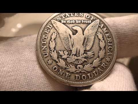 1921 S Morgan Silver Dollar Coin Review