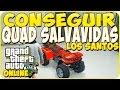 Gta 5 Online - Consguir Moto De Salvavidas de Los Santos - Truco Gta 5 Online