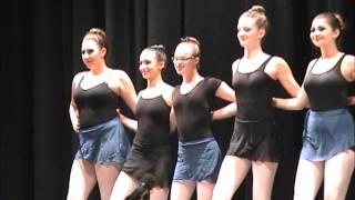 Jordan Yannello Dance Showcase Ballet The Vision