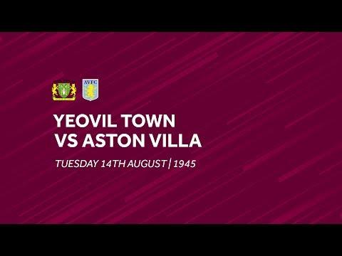 Yeovil Town 0-1 Aston Villa | Extended highlights