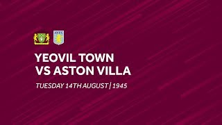 Yeovil Town 0-1 Aston Villa | Extended highlights