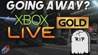 Is Xbox Live Gold Going Away?