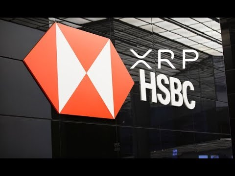 HSBC Going Live With Digital Assets And Mentions Ripple 's XRP Ledger