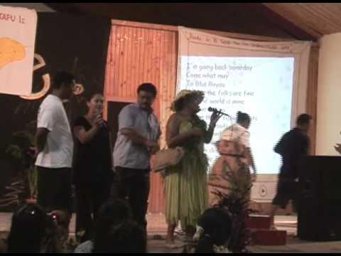 Tongan Karaoke