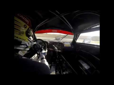 Tom Onslow-Cole on-board lap of Navarra circuit - Spain in a Mosler MT900 @ Spanish GT