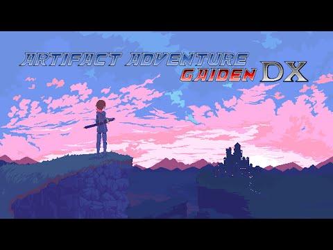 Artifact Adventure Gaiden DX English Trailer