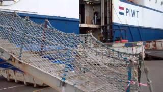 Big Fishing Trawler SCH 123 , Scheveningen NL