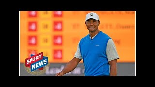 Tiger Woods opens up after making long-awaited return to The Open