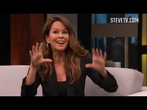 Brooke BurkeCharvet Talks Booty Burn & Brings Steve A Cute Message