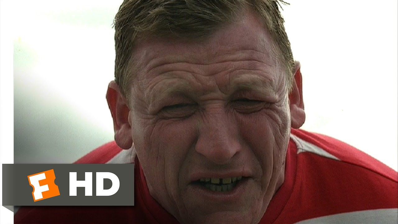Mean Machine (6/9) Movie CLIP - Lightning Can Strike Twice (2001) HD