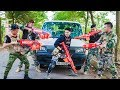 Nerf Guns War : Mission Special Of S.W.A.T SEAL TEAM Special Attack Criminal Of Arms Traffickers