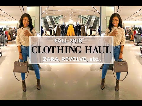 fall-clothing-haul---zara-+-revolve-edition-|-2018
