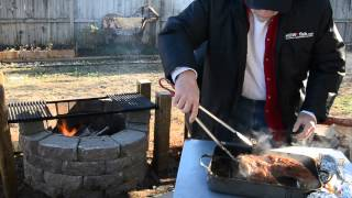 How To Cook Alligator Ribs Part 2