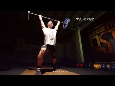 How-To Clean & Jerk - Movement Series - #10