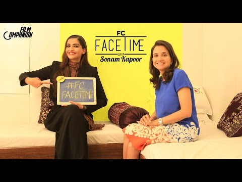 FaceTime with Sonam Kapoor | Film Companion | Anupama Chopra