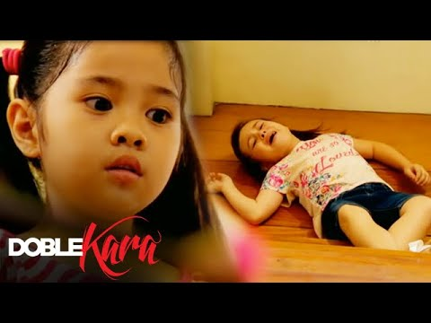 Doble Kara: Hannah pushes Rebecca downstairs