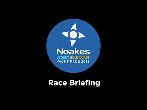 Noakes Sydney Gold Coast Race Briefing 2018