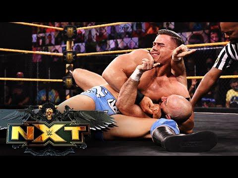 Austin Theory vs. Oney Lorcan: WWE NXT, June 8, 2021