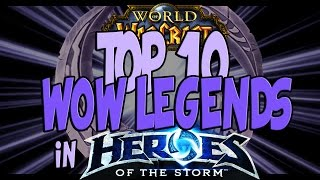 Top 10 World of Warcraft Characters we want in Heroes of the Storm