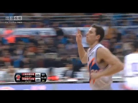 Jimmer Fredette 27 Points vs Xinjiang Flying Tigers | Full HIghlights | November 20, 2016