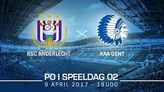 Samenvatting RSC Anderlecht - KAA GENT (SP2-PO1)