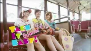 THE NEW PV OF BUONO TAKE IT EASY! MU-ON VERSION 8th single!!