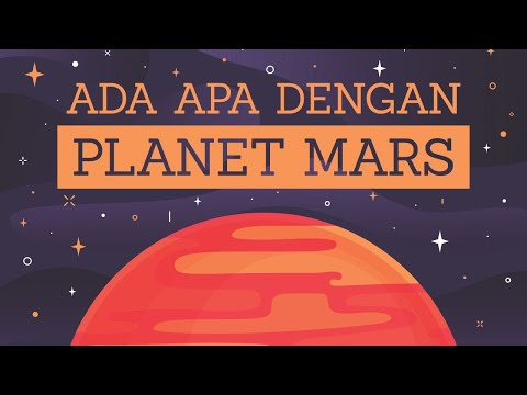 Apa sih yang Spesial dari Planet Mars?? - Kolonisasi Mars