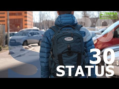 Рюкзак Terra Incognita Status 30