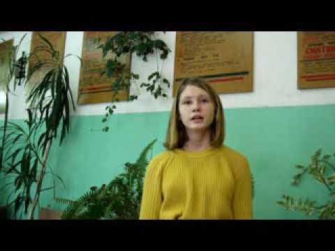Изображение предпросмотра прочтения – НеллиОсокина читает произведение «В классе» М.И.Цветаевой