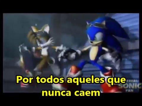 (Sonic Riders: Zero Gravity) Un-Gravitify - Letra Traduzida (Music Video AMV)