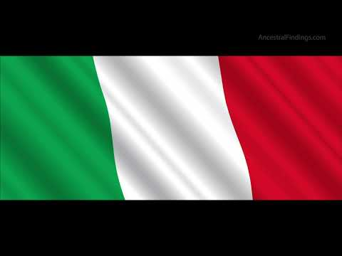 Italian Surnames And Their History And Meaning | Ancestral Findings | AF-266