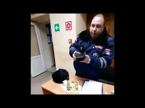 На Ставрополье задержанный пьяный водитель заявил, что не управлял машиной