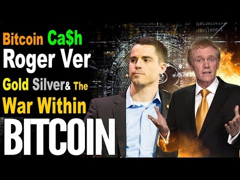Mike Maloney On Bitcoin Cash (BCH), Roger Ver, Gold And Silver