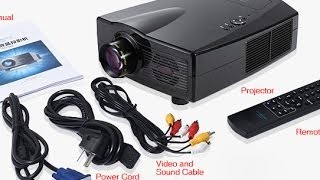 Проектор S60. Projector (800 x600). $172.55. Tinydeal(ССЫЛКА http://www.tinydeal.com/s60-5--lcd-hd-1080p-home-theatre-led-projector-(800-x600)-p-122705.html?sk=27096153G0 Реклама на канале ..., 2014-06-12T16:42:24.000Z)